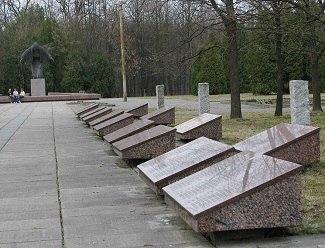 Студенты из Пскова попытаются идентифицировать останки советских воинов в пяти братских могилах в Литве