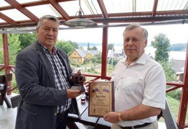 Члену Ассамблеи народов Евразии вручена премия «Собор Памяти»
