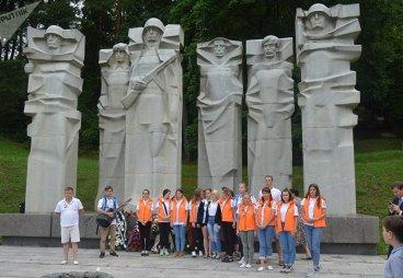 Волонтеры из Пскова пообещали следить за воинскими захоронениями в Литве вне зависимости от того, как будут менять взаимоотношения между странами