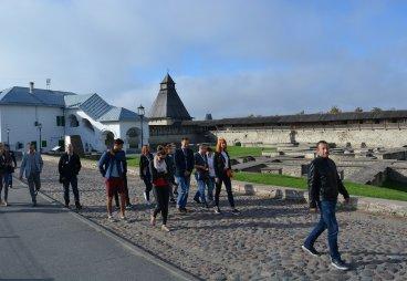Экскурсия в Кремле
