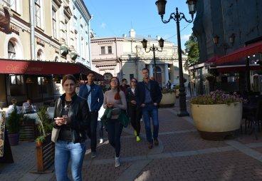 Экскурсия в Санкт-Петербурге