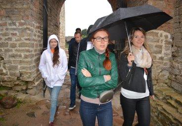 Нам и дождик непочем!