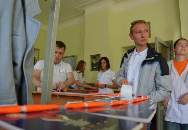 Волонтеры Лиги молодежи готвятся в форуму