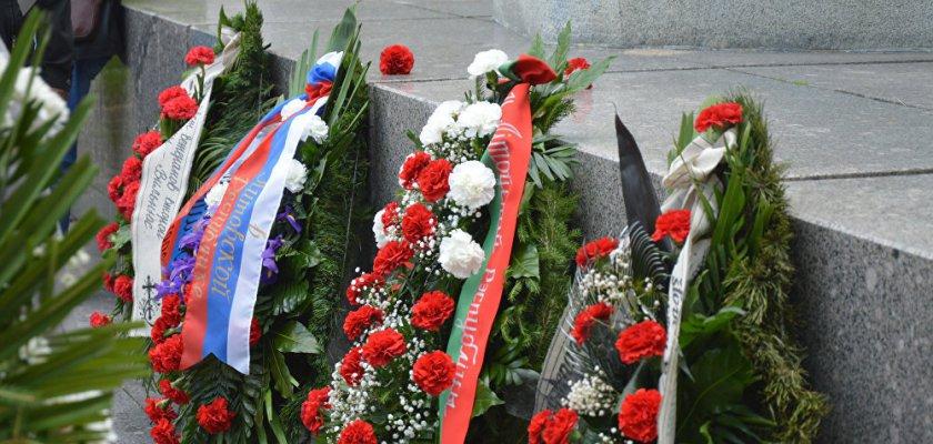74-я годовщина освобождения Вильнюса от фашистов